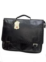 Мужская кожаная сумка Модель: 11