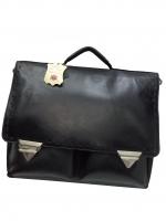 Мужская кожаная сумка Модель: 12