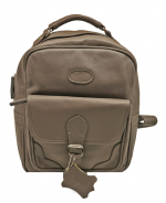 Кожаный рюкзак (унисекс)                                            Модель: AB - 7