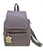 Кожаный рюкзак (унисекс)                                            Модель: z -41