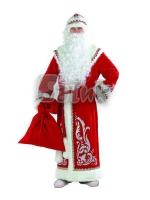 Дед Мороз аппликация красный р.54-56 146