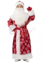 Дед Мороз сатин (дет.) 1206 (новинка)